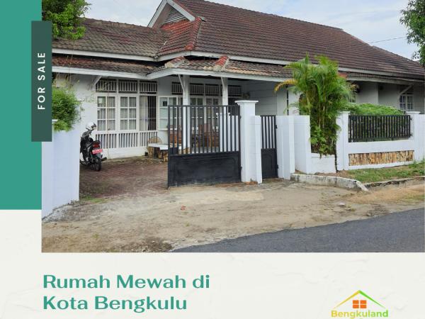 Dijual Rumah Mewah di Kota Bengkulu